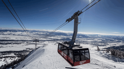 Skiing - Jackson Hole