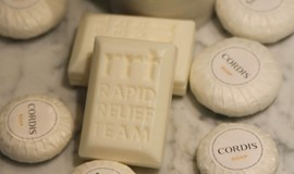 New life for recycled bars of soap