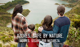 Azores, Safe By Nature.