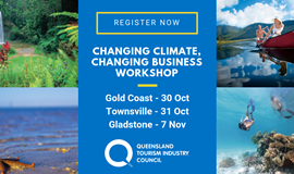 Changing Climate, Changing Business Workshops